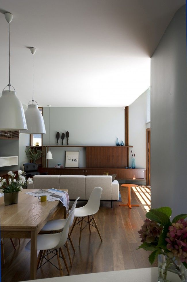 2012 Houses Awards finalist, the Smith house by David Boyle Architect #architecture #interior design Find more great houses at http://www.designhunter.net