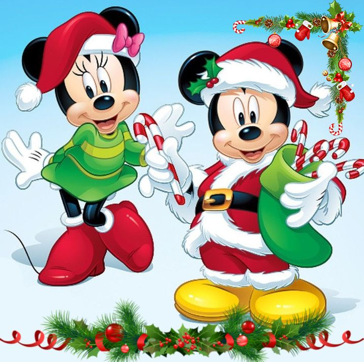 25 Unique Mickey Mouse Christmas Ideas On Pinterest