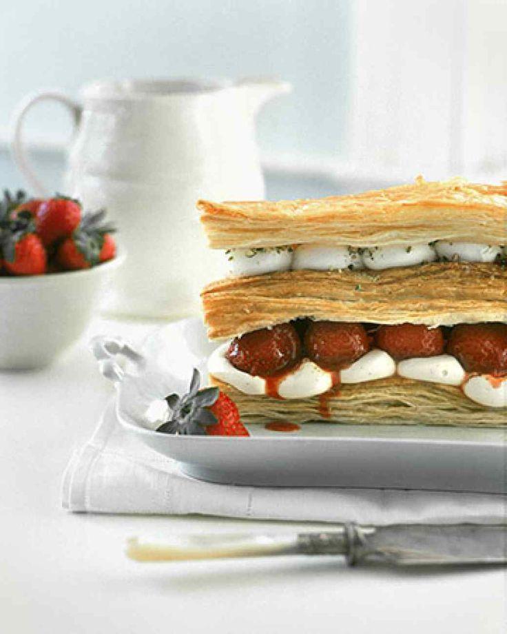 praline napoleons almond cream filling almond cream see more 1 praline ...