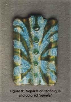 Enameling malleabile copper - Tecniche di smaltatura su rame suggerite da Ganoksin.com
