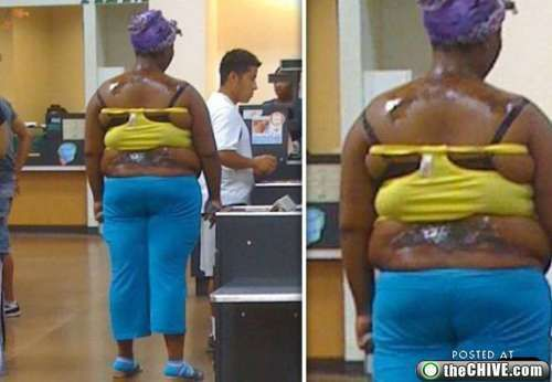 Funny Pictures of People at Walmart | funny walmart shoppers 34 Attention Wal Mart shoppers, look at ...