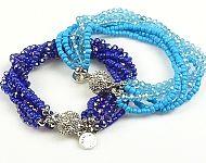 www.snowfall-beads.nl - DoubleBeads Creation sieradenpakketten