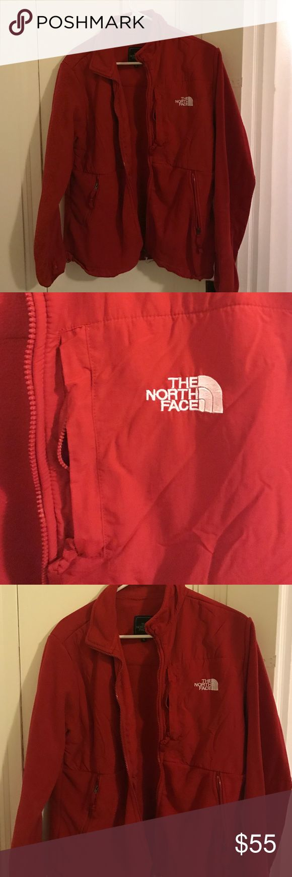 The North Face Red North Face Jacket The North Face Jackets & Coats