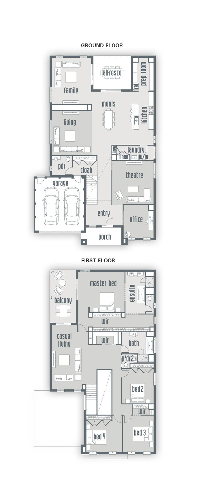 200 best new home designs images on pinterest floor plans new