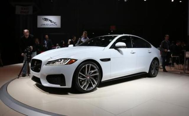 2016 Jaguar XJ first power
