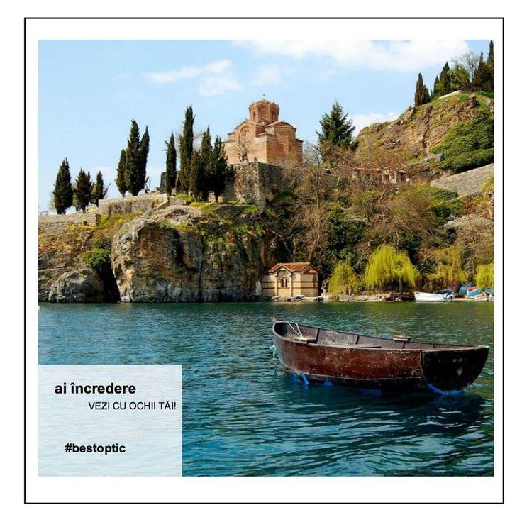 Orașul și Lacul Ohrid se află în Macedonia și este o destinație în care ar fi bine să ajungă fiecare om, măcar o dată în viață! Este unul din cele doar 28 de locuri de pe mapamond, aflate în Patrimoniu Mondial Unesco, atât la capitolul natură, cât și la cultură. O destinație #devazut cu ochii tăi, vara aceasta!