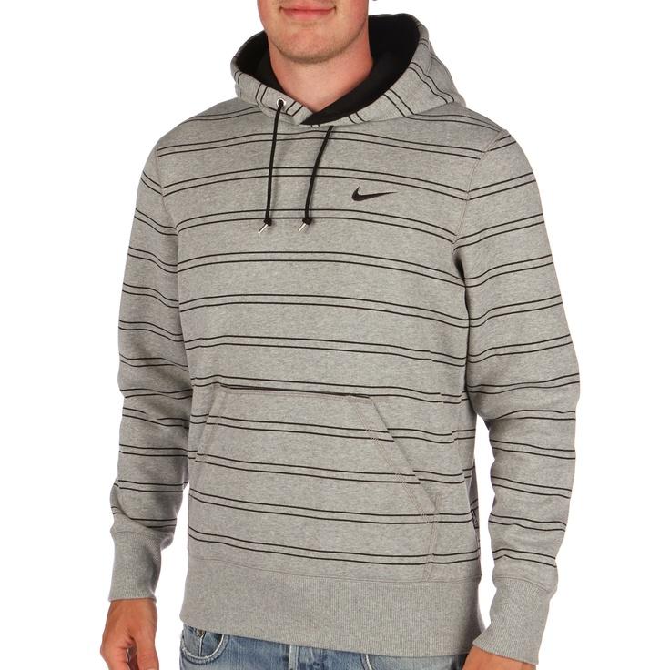 20-11-12: #Maglia (Hoody) #Nike Squad FLC Thin Stripe PO Hoody 29€