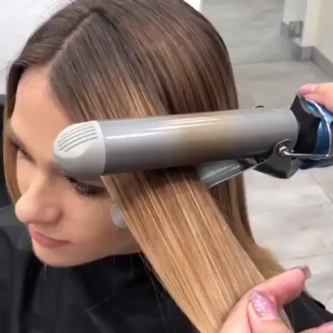Watch till the END 👀  _ #balayagespecialist  _ #hairvideos  _ #hairtutorial  _ #beautifulhair  _ #paintedhair  _ #hairstyles