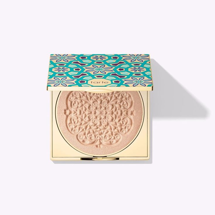 TARTE Limited-Edition Goddess Glow Highlighter - Rainforest of the Sea™ Collecti #tarte
