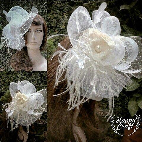 fascinator, hat, bridal hat