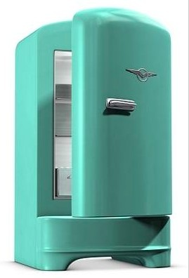 1000 Images About The Retro Fridge On Pinterest Boston