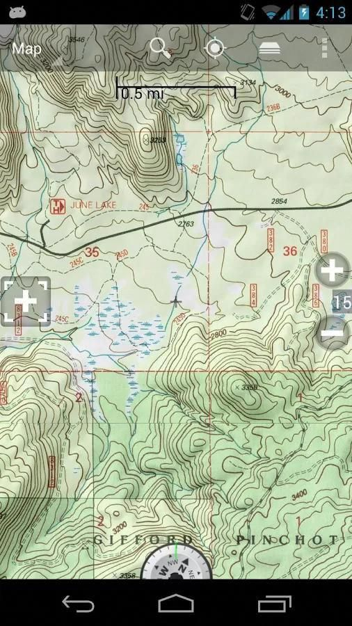 BackCountry Navigator PRO GPS v5 0 4 Requirements: Android