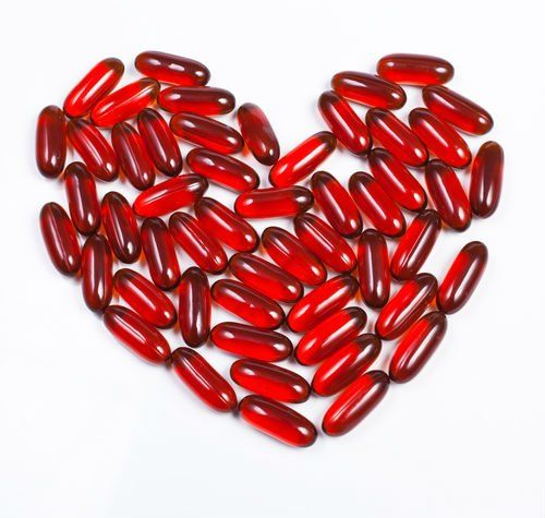 krill oil is good for the heart