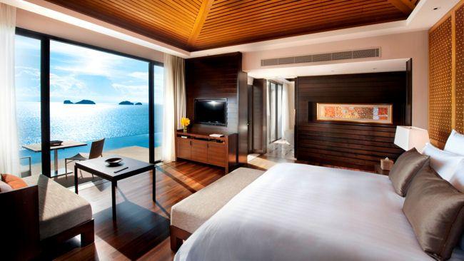 this view----> Conrad Koh Samui, Thailand