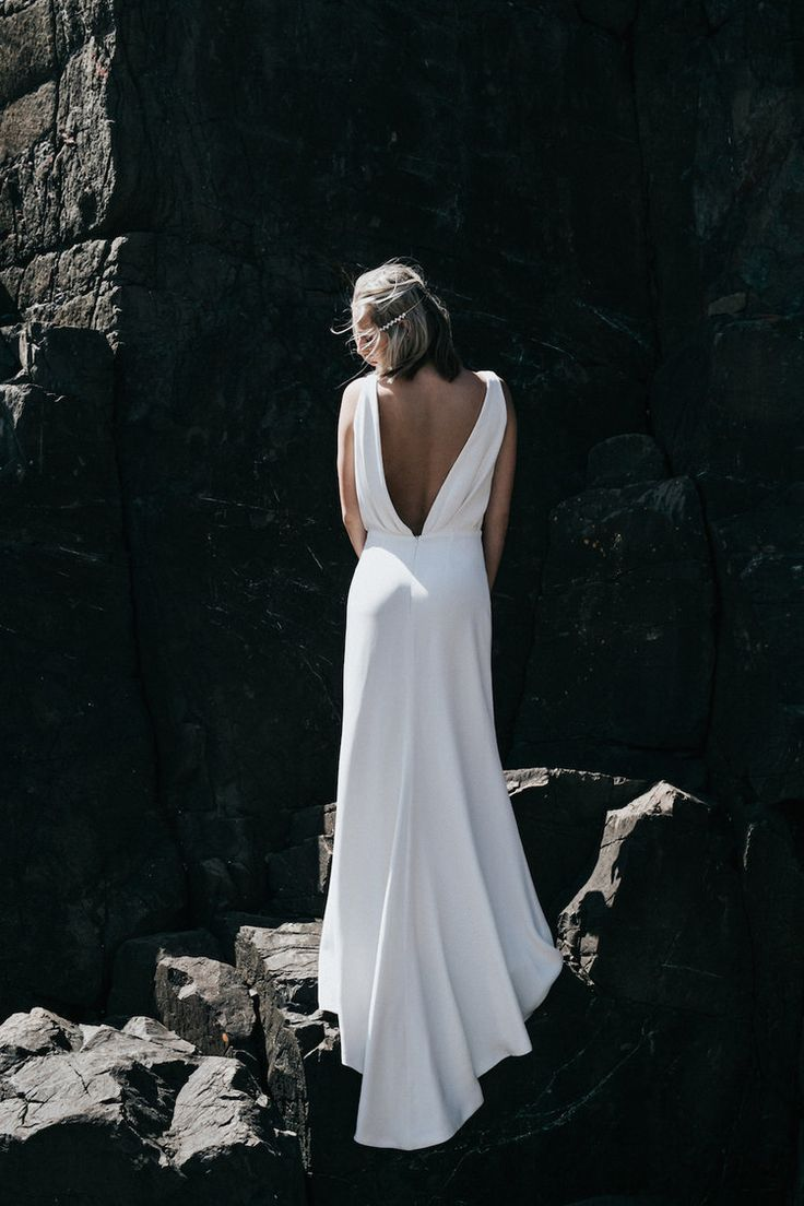The Arielle Gown - Available at The Bridal Atelier Sydney & Melbourne from Jan 2017! #sheisthebridalatelierbride #modernbride #vowbypreajames #bridetobe017