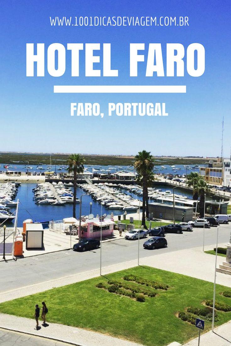 Hotel Faro & Beach Club em Faro, região de Algarve, Portugal | 1001 Dicas de Viagem