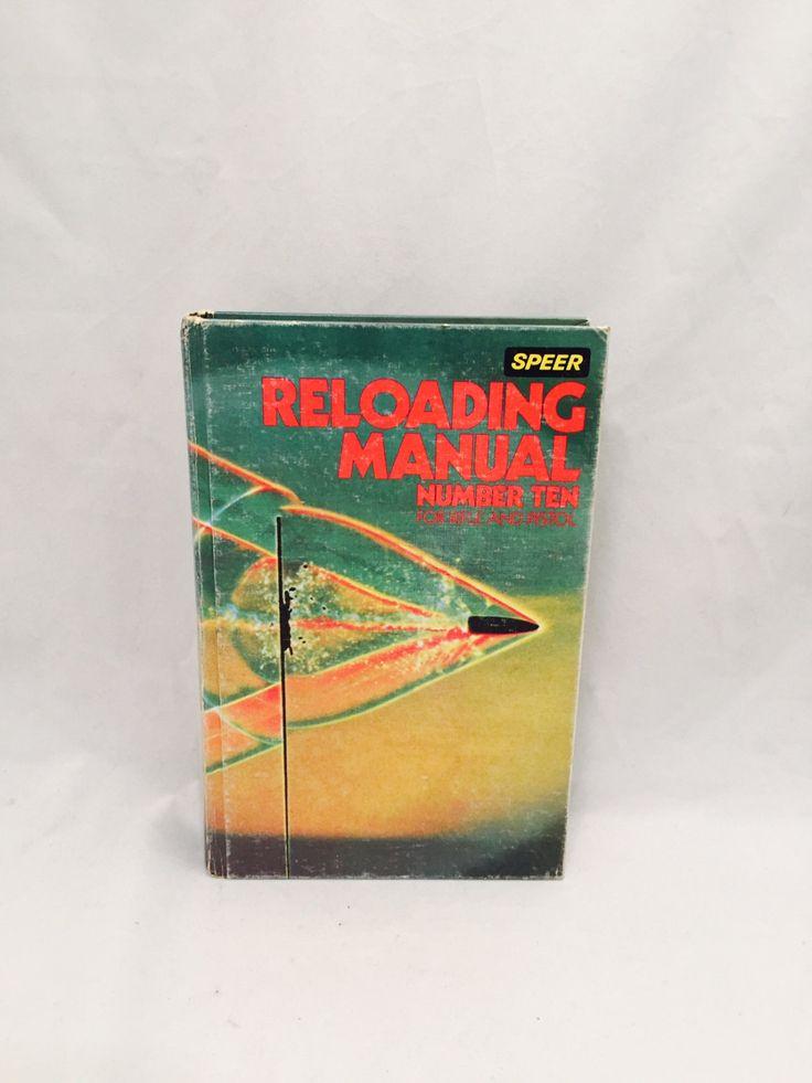 Speer Reloading Manual #15 - Powder Valley