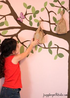 Juggling With Kids: Caterpillars, Chrysalis and Butterflies...Oh My!
