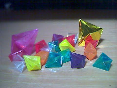 宝石の折り方