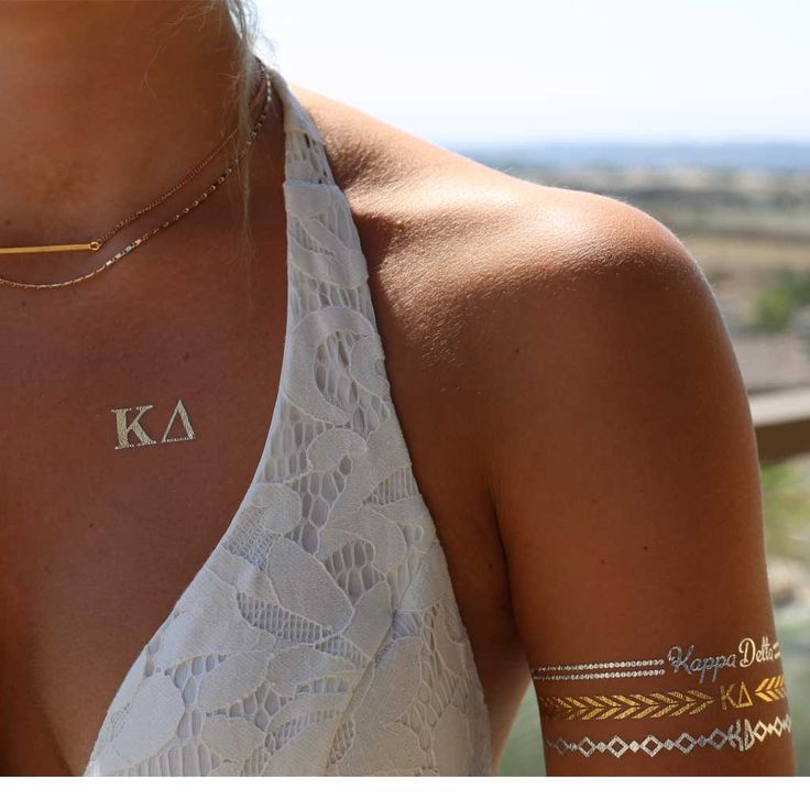 This Kappa Delta collection is perfect for every sorority sister! Show off your…