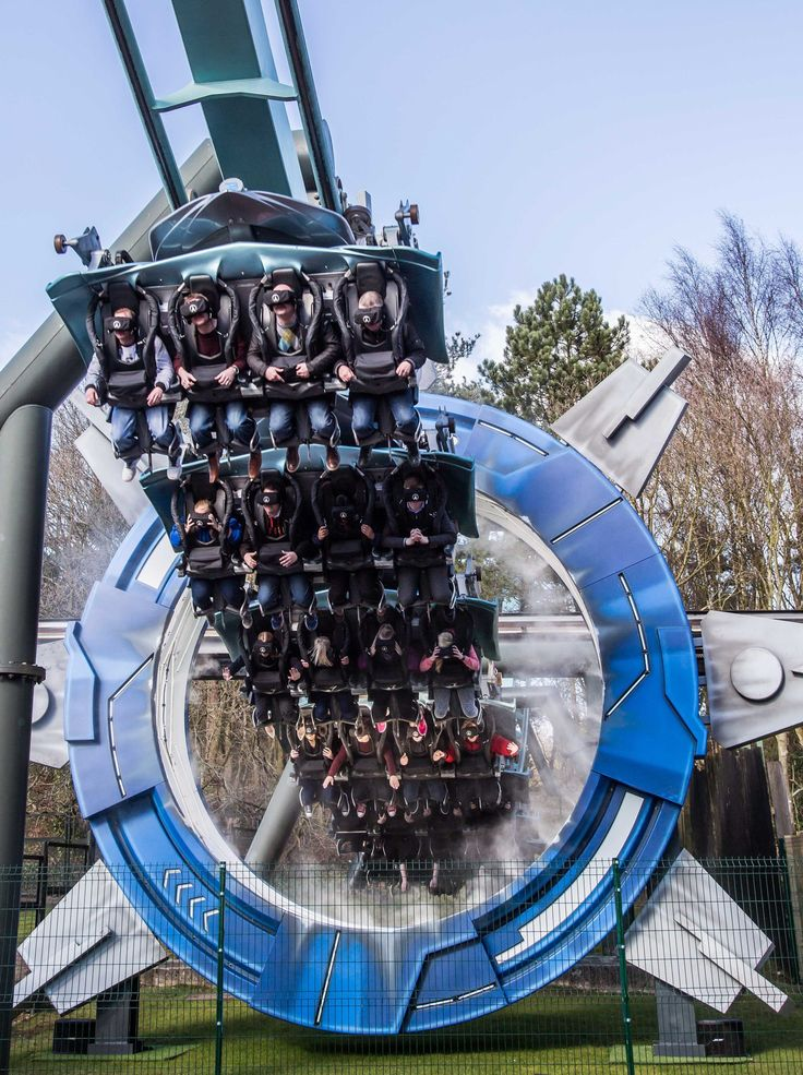 Learn about Alton Towers Galactica VR Ride Getting Upgrade http://ift.tt/2puuzmp on www.Service.fit - Specialised Service Consultants.
