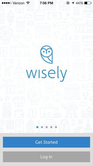 Wisely Finance ios ios7 app