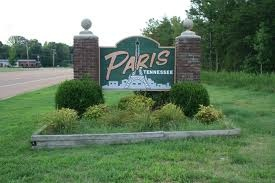 Cant afford to go to Paris,France go to Paris,Tennessee