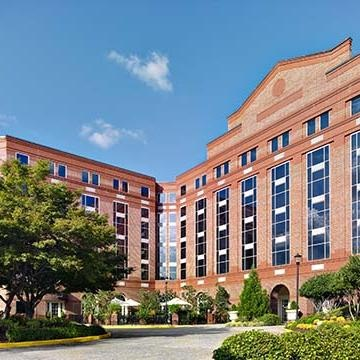 The Hotel at Auburn University! AKA the location for our Mad Men watch party! Come join on April 13th