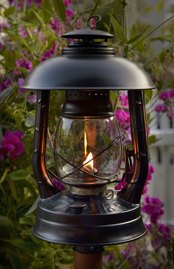 The Dietz oillamp gives you the best of old traditional lamps that you can bring and anywere for camping hiking or in the garden for extra light