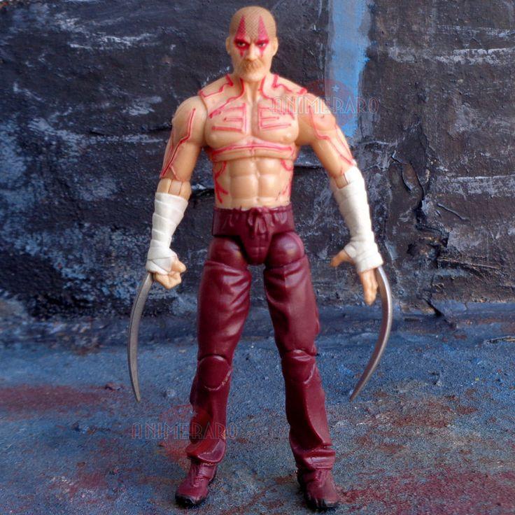 X Men Origins Deadpool Toy X-men Origins Wolverin...