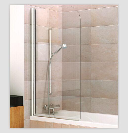 Foto de puerta pantalla de la ducha del ba o del pivote for Como arreglar la regadera del bano