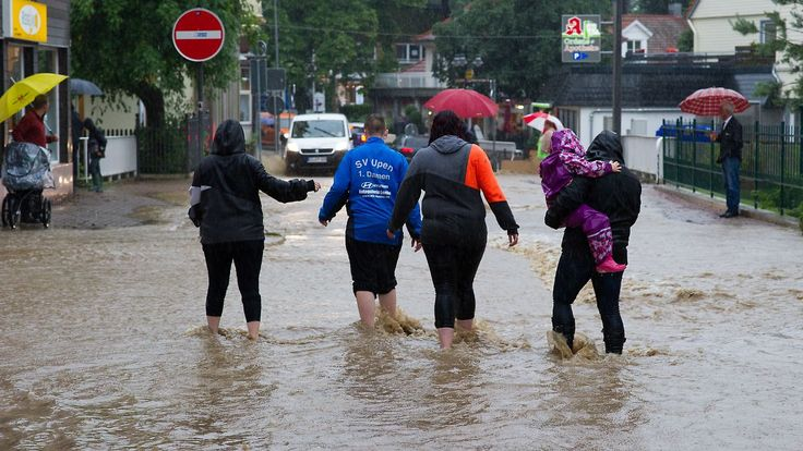 Das war der Morgen bei n-tv: Dauerregen lässt Pegelstände bedrohlich steigen