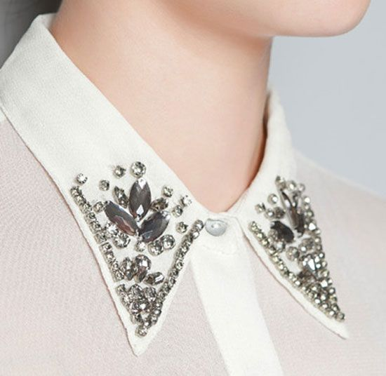 My New Obsession Embellished Collars