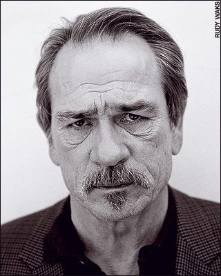 Tommy Lee Jones, circa 2008