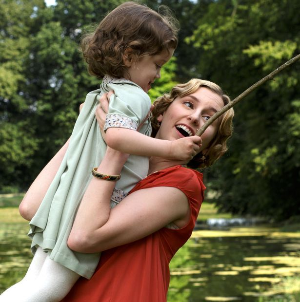 Lady Edith, played by Laura Carmichael, has revealed that Marigold is her daughter