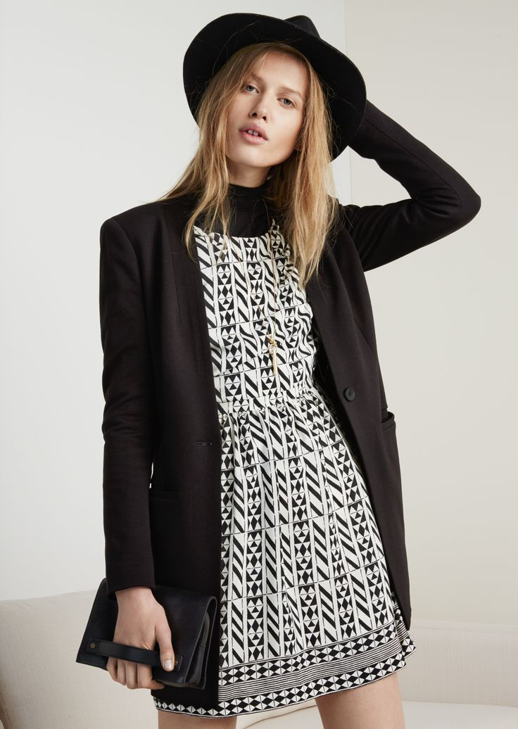 madewell-black-white-dress