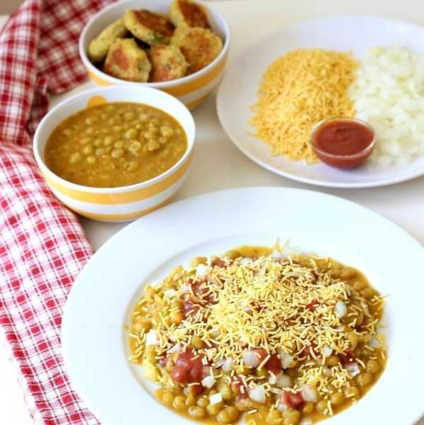 102 best chat recipes images on pinterest cooking food indian home made ragda pattice chaat an appetizing mouth watering indian street food recipe forumfinder Image collections