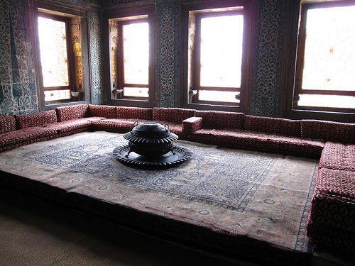Topkapi Harem - Twin Kiosk / Apartments of the Crown Prince