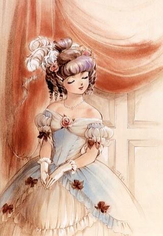 Artwork for Creamy Mami (1983) by Akemi Takada