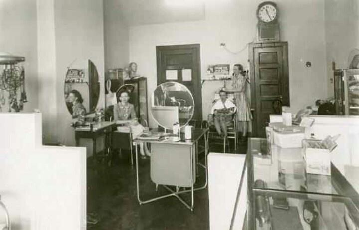 1000+ Images About 50s/60s Beauty Shop On Pinterest