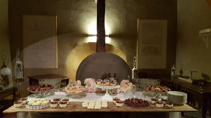 About Sweets !!! Italian sweet corner at Borgo di Petrognano Olive oil state