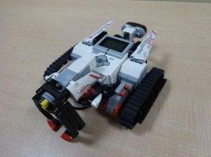 LEGO Mindstorms Robotics library program