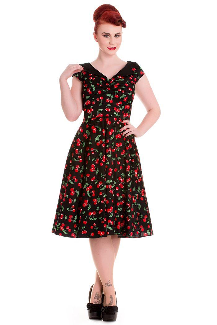 Kleid schwarz c&a