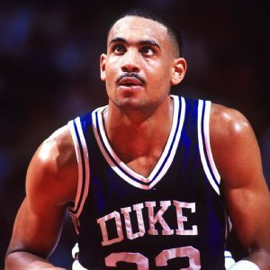 Former player Grant Hill and his wife, Tamia, have now made two donations of $1 million or more to Duke University to help improve its athletic facilities and support the Trinity College of Arts and Sciences.