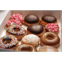 Cómo preparar Donas tipo Dunkin Donuts, receta para 12 porciones, esta receta se prepara en 90 minutos ...