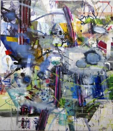 "Saatchi Art Artist Sebastian Alsfeld; Painting, ""House without a Home"" #art"