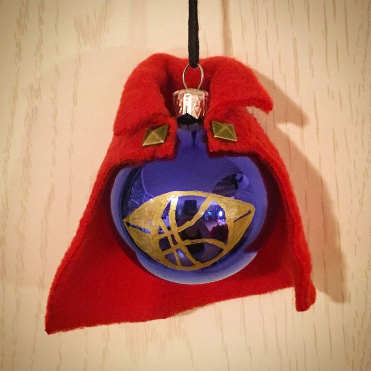 Doctor strange, stephen strange, christmas, ornament ...