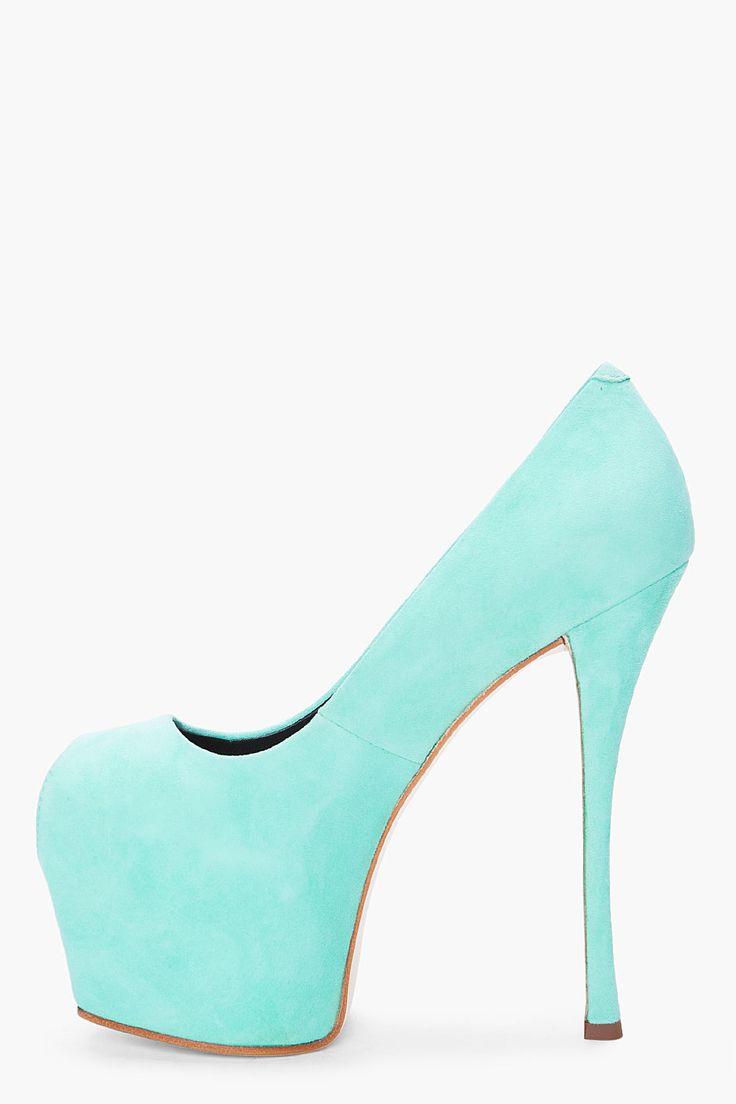 Wow is all I can say! Giuseppe Zanotti heels