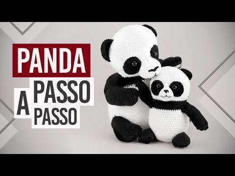Panda pattern, Amigurumi panda pattern, Cute panda pattern ...   360x480