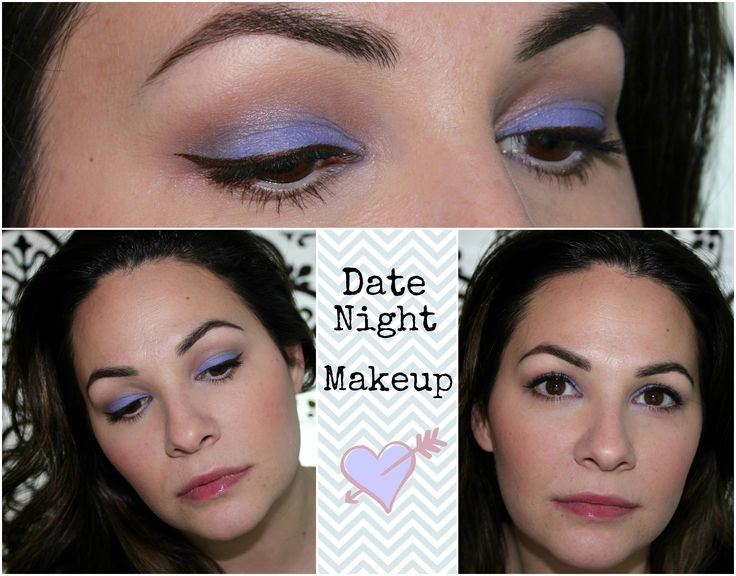 A sassy date night makeup, perfect for Valentines Day!!  http://www.youtube.com/watch?v=g2Wi785GQVM